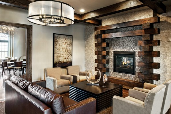 Clubhouse Gathering Room
